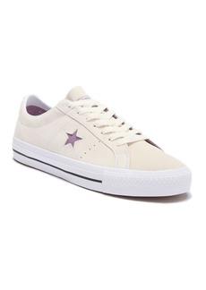 Converse One Star Pro OX Suede Sneaker  (Unisex)