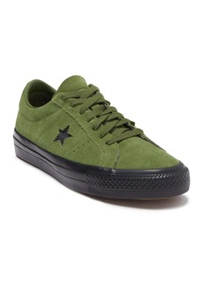 Converse One Star Pro Suede Oxford Sneaker