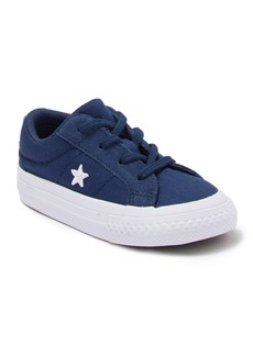 Converse One Star Sneaker (Toddler)