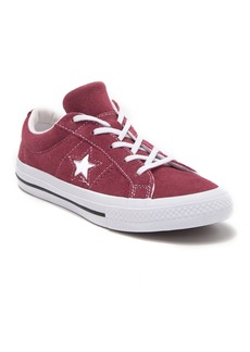 Converse One Star Suede Sneaker (Toddler & Little Kid)