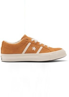 Converse Orange Suede One Star Ox Academy Time Capsule Sneakers