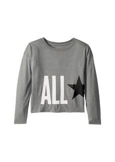 Converse Oversize All Star Top (Big Kids)