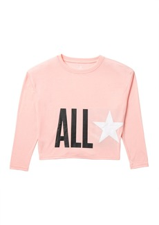 Converse Oversized All-Star Top (Big Girls)