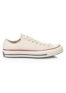 Converse Parchment Chuck Taylor Low-Top Sneakers