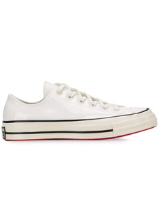 Converse Chuck 70 Patent low-top sneakers