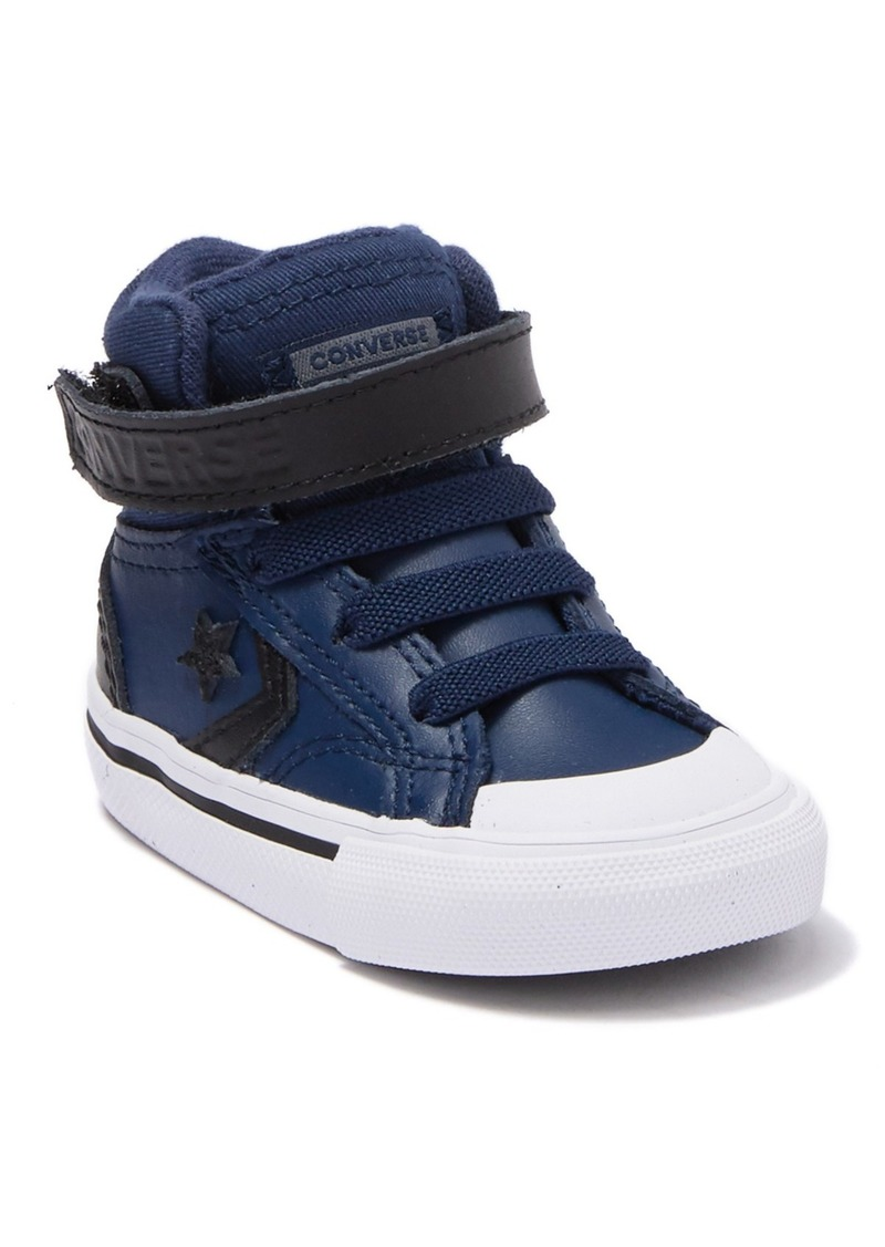 Converse Pro Blaze Martian Leather Lace Up High Top Sneaker (Baby & Toddler)