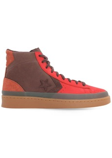 "Converse ""Pro Leather Hi """"2000's"""" Sneakers"""