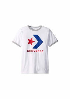 Converse Star Chevron Ringer (Big Kids)