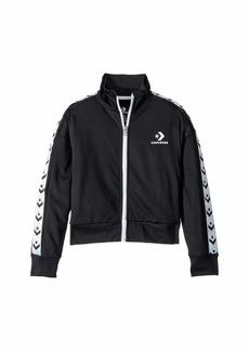 Converse Star Chevron Track Jacket (Big Kids)