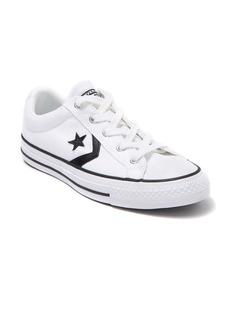 Converse Star Player Oxford White Sneaker (Big Kid)