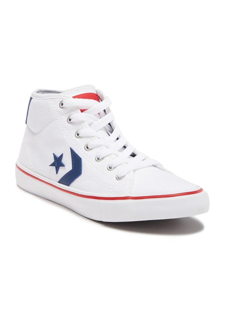 Converse Star Replay Mid Top Sneaker (Toddler, Little Kid & Big Kid)