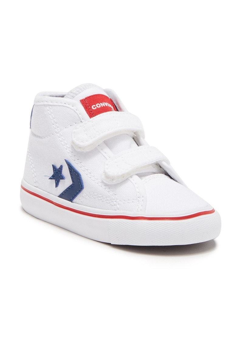 Converse Star Replay Mid Top Sneaker (Toddler)