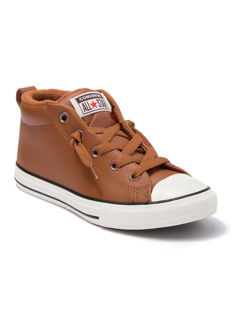 Converse Street Mid Rover Leather Sneaker (Toddler, Little Kid, & Big Kid)