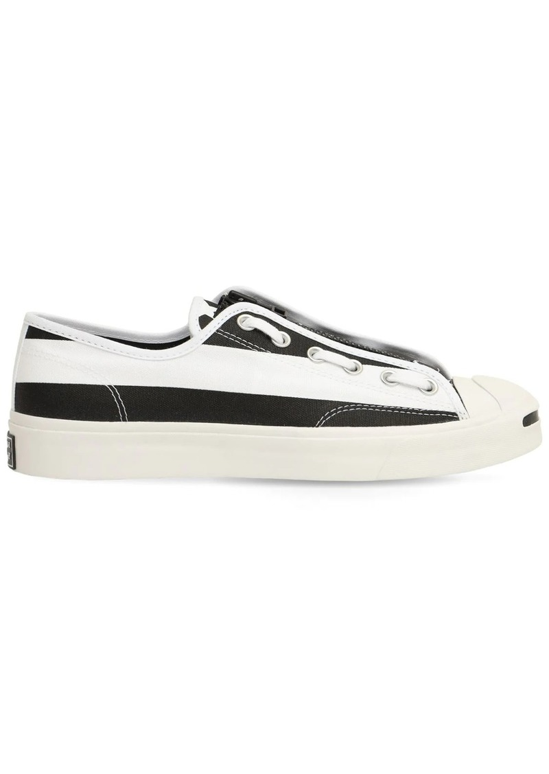 Converse The Soloist Jack Purcell Zip Sneakers