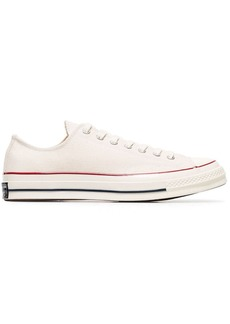 Converse White Chuck 70 classic canvas low top sneakers