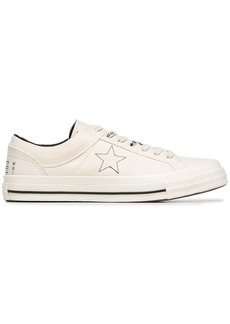 Converse white One Star x Midnight Studio Sneakers