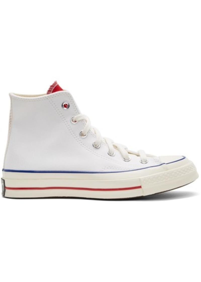Converse White Varsity Remix Chuck 70 High Sneakers