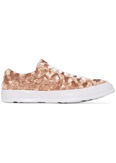 Converse Gold le Fleur sneakers