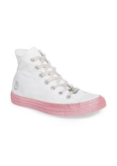 Converse x Miley Cyrus Chuck Taylor All Star Glitter High Top Sneaker (Unisex)