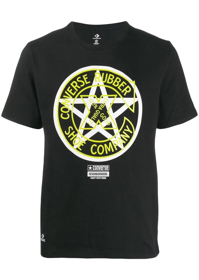Converse x Neighborhood printed T-shirt