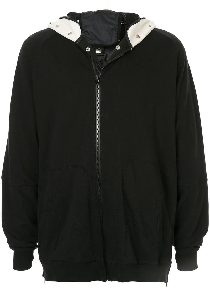 Converse x The Soloist zip hooded jacket