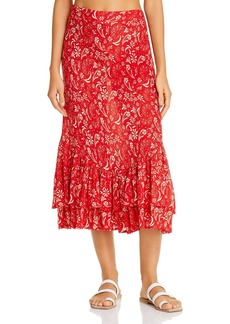 Coolchange Florence Meadow Skirt Swim Cover-Up
