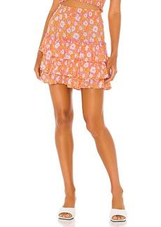 coolchange Penelope Flora Skirt