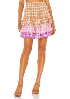 coolchange Penelope Gingham Skirt