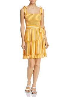 Coolchange Raegan Toiny Striped Dress Swim Cover-Up