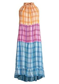 coolchange Serena Tiered Ruffle Dress