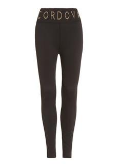 Cordova - Women's Ribbed-Knit Base Layer Bottom - Black - Moda Operandi