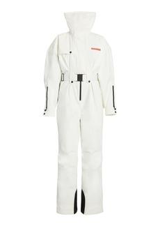 Cordova - Women's Teton Shell Ski Suit - White/neutral - Moda Operandi
