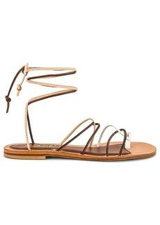 CoRNETTI Angela Lace Up Sandal