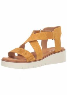 CC CORSO COMO Women's Bonneigh Wedge Sandal   M US