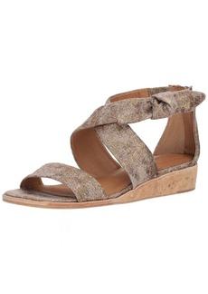 CC CORSO COMO Women's Rasque Wedge Sandal   Medium US
