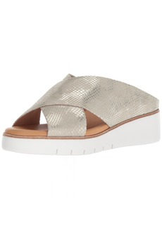 Corso Como CC Women's CC-Brunna Slide Sandal  8.5 Medium US