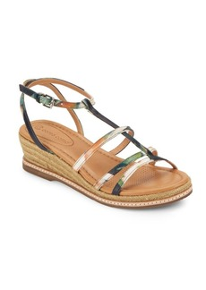 Corso Como Codi Strappy Wedge Sandals