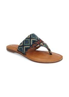 Corso Como Joan Woven Thong Sandal (Women)