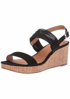 CC CORSO COMO Women's Fantazie Wedge Sandal   M US