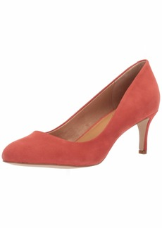 Corso Como Women's LINNDEN HIGH Heel Pump hot Sauce  M US