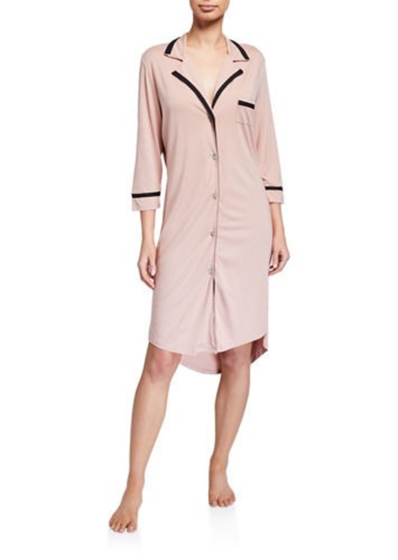 Cosabella Amore Long Sleep Shirt
