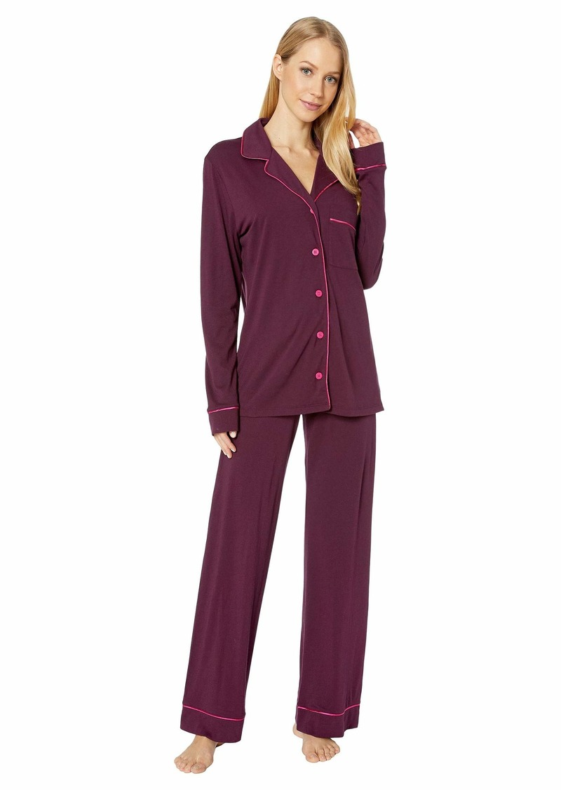Cosabella Bella Long Sleeve Top Pants PJ Set