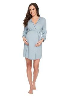 Cosabella Bella Maternity Amore Robe Blanket PJ Gift