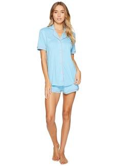 Cosabella Bella S/S Top & Boxer Pajama Set