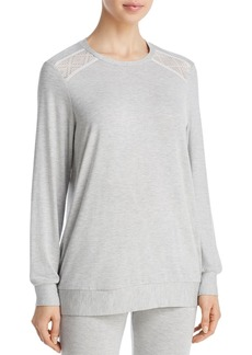 Cosabella Adriana Long-Sleeve Lounge Shirt