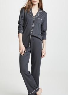 Cosabella Bella Long Sleeve Top & Pant PJ Set