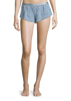 Cosabella Bisou Lace Lounge Tap Shorts