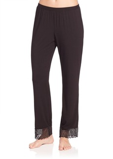 Cosabella Minoa Sleep Wide-Leg Pajama Pants
