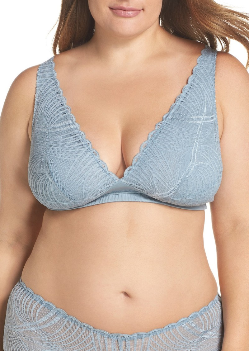 2fc9f6b9290 Cosabella Cosabella Minoa Wireless Triangle Bra (Plus Size)