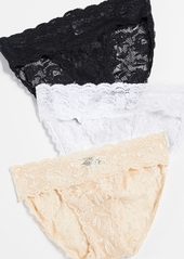 Cosabella Never Say Never Bikini 3 Pack